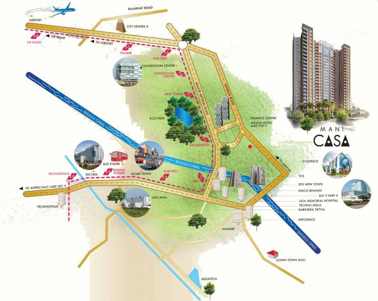Images for Location Plan of Mani Casa