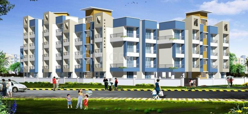 Images for Elevation of Mahajan Gokuldham Complex