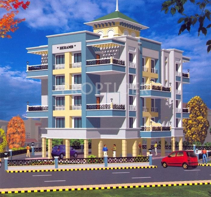 Apartment Realtors: 1 BHK 1T Apartment For Sale In Omkar And Royal Realtors