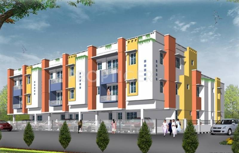 Images for Elevation of KVK Kolapakkam