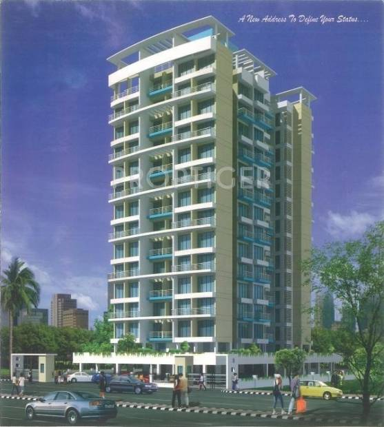 hira-laxmi-heights Images for Elevation of JHV Hira Laxmi Heights