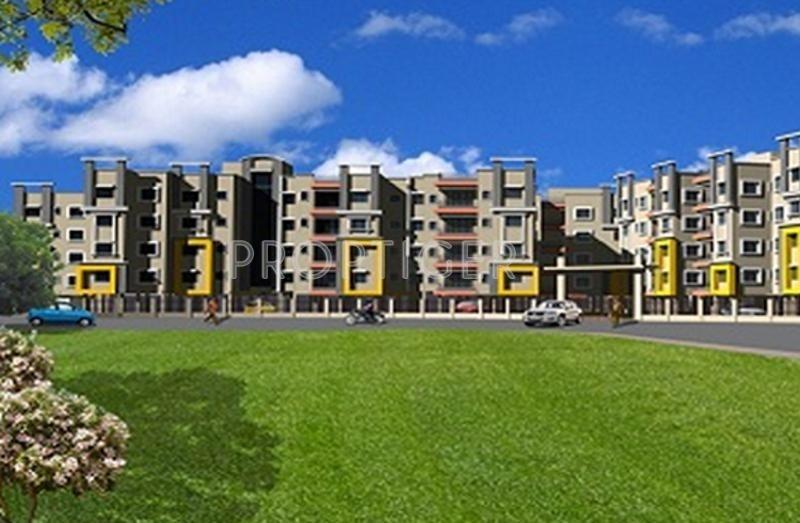 Images for Elevation of Rupayan Su Casa Wood
