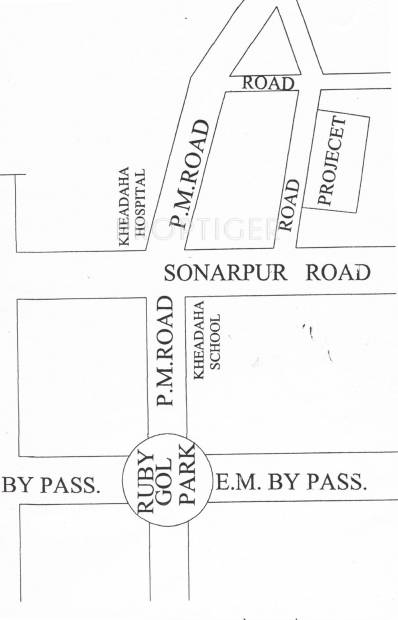 Images for Location Plan of Sutapa Sutapa Land Project