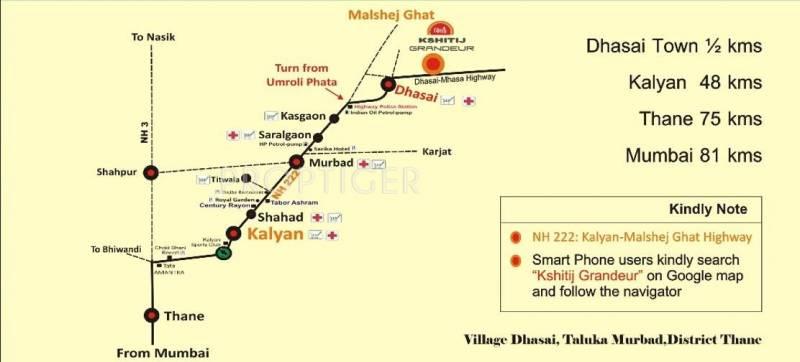 Images for Location Plan of Kshitij Grandeur