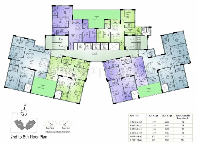 Images for Cluster Plan of Merlin Merlin Regency
