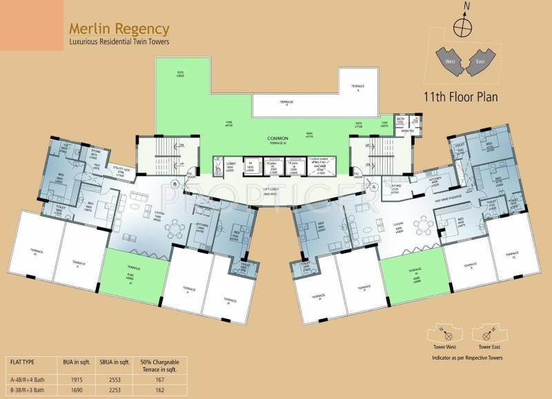 Images for Cluster Plan of Merlin Merlin Regency