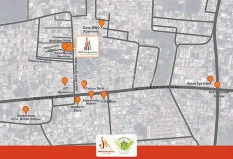 Images for Location Plan of Jeno Sougou Maran
