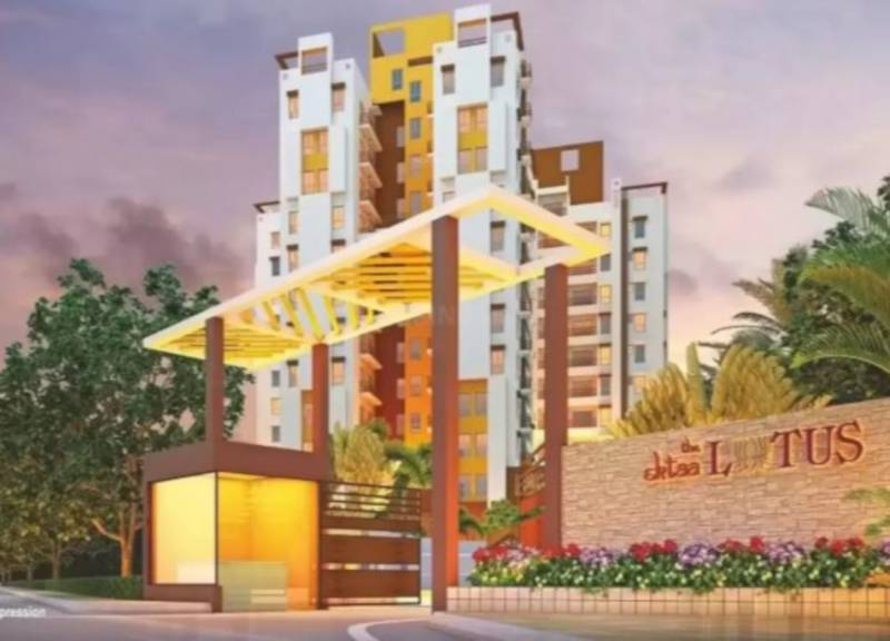 Images for Elevation of Ekta The Ektaa Lotus
