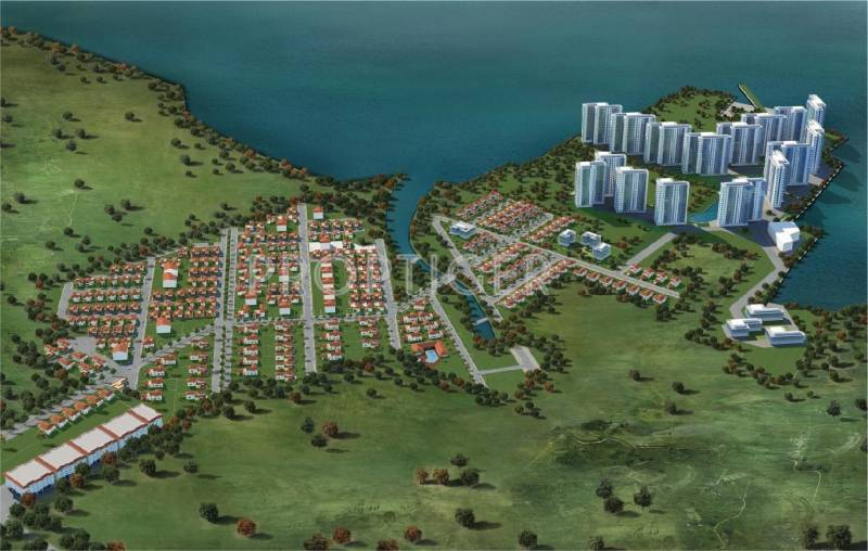 Images for Master Plan of Lancor Town And Country