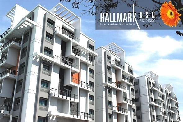 Images for Elevation of Gowra Hallmark KSN Residency