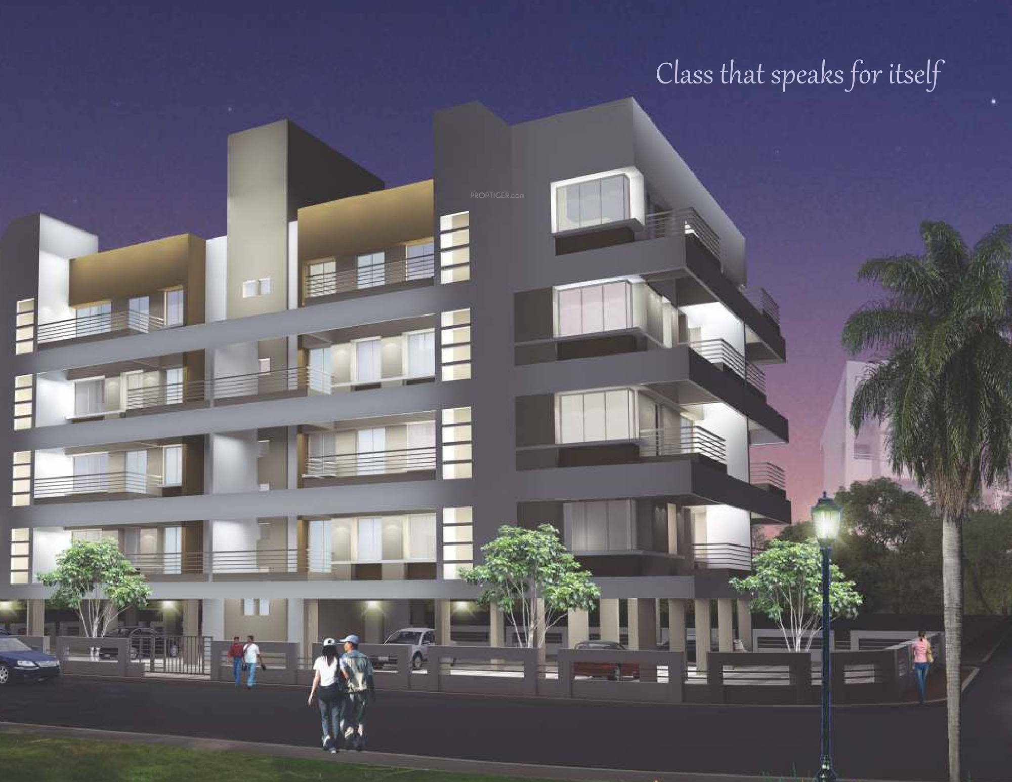 Elevation Stones Bangalore : Main elevation image of water stone nakshattra unit