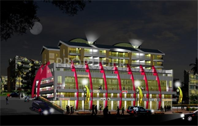 Images for Elevation of SD Bhalerao Rajdeep Galleria
