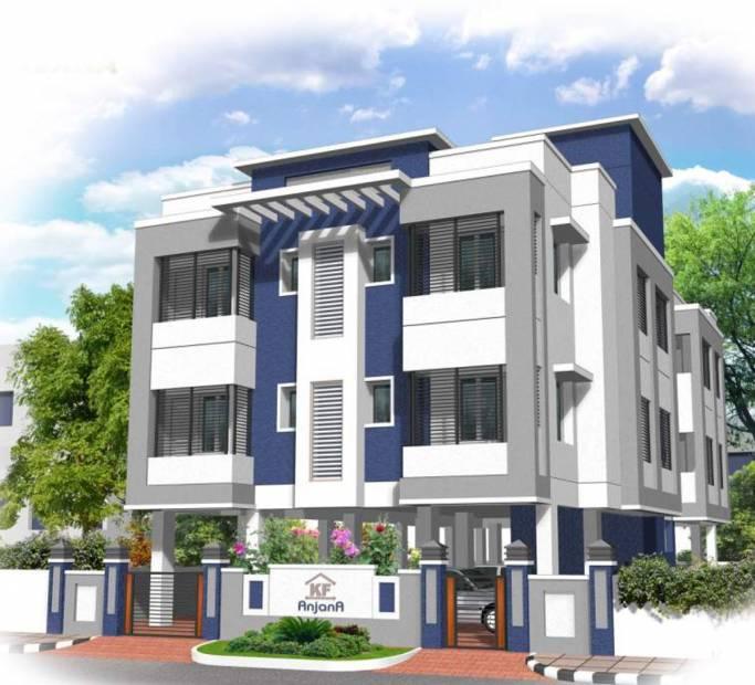 Images for Elevation of Karthikeyan Foundations Anjana
