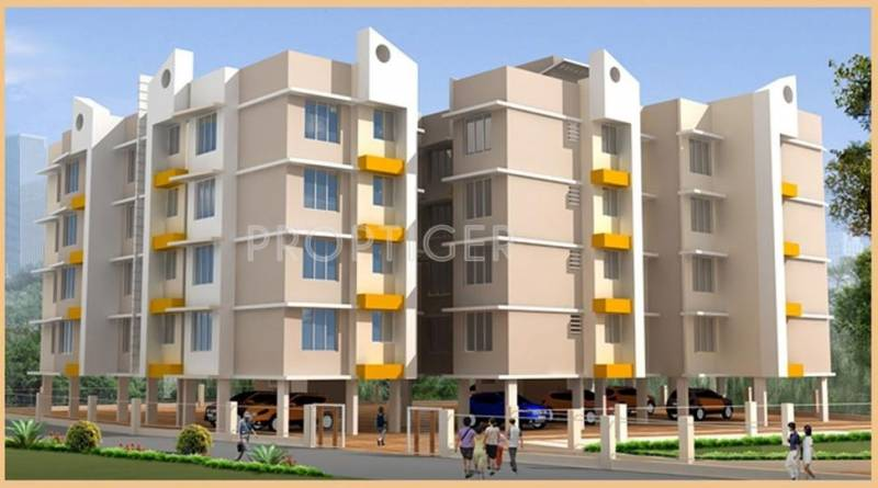 Images for Elevation of Radhey Residency 2