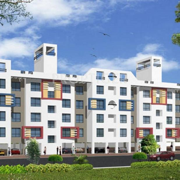 Images for Elevation of Kolte Patil Rose Wood