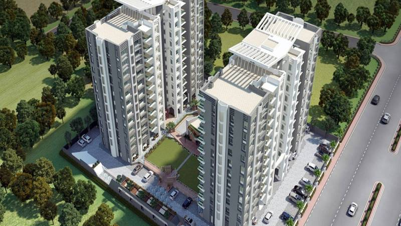 Images for Elevation of Dev Hitaishi Heights