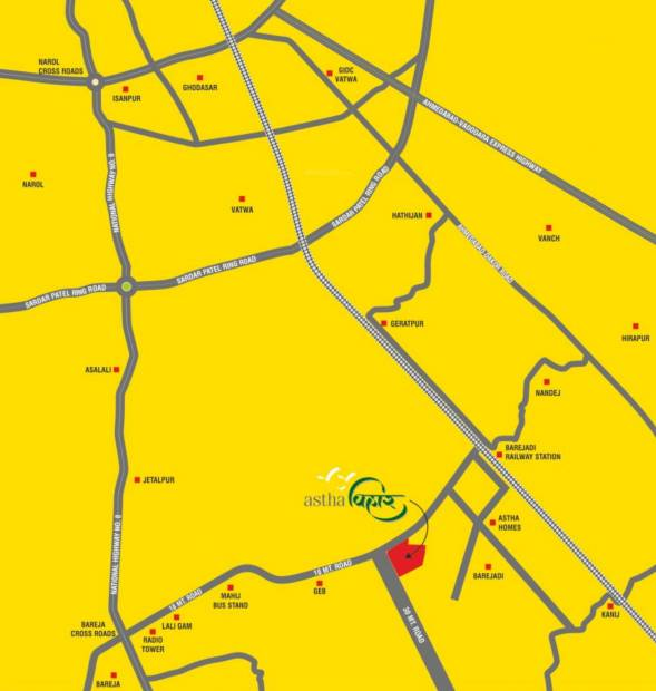 Images for Location Plan of BN Astha Vihar