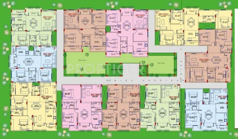 Images for Cluster Plan of Balaji Lemon Tree
