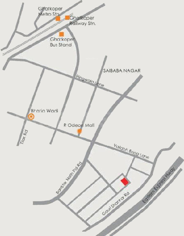 vub shree sati ashish co op housing society in ghatkopar