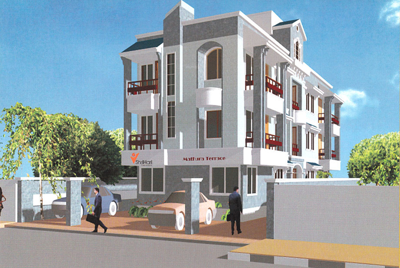 883 sq ft 2 bhk 2t apartment for sale in shrihari