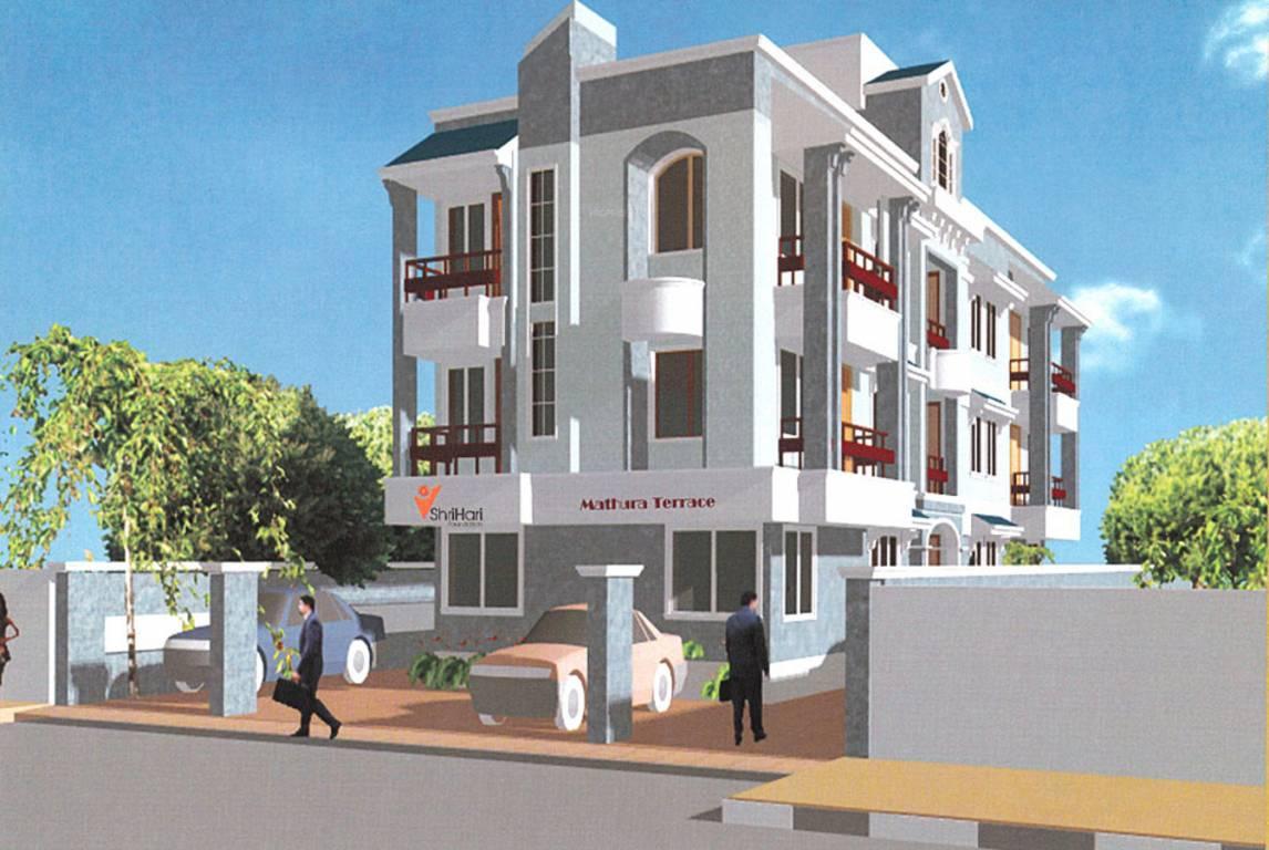 Shrihari mathura terrace in kilpaukkam chennai price for Terrace elevation