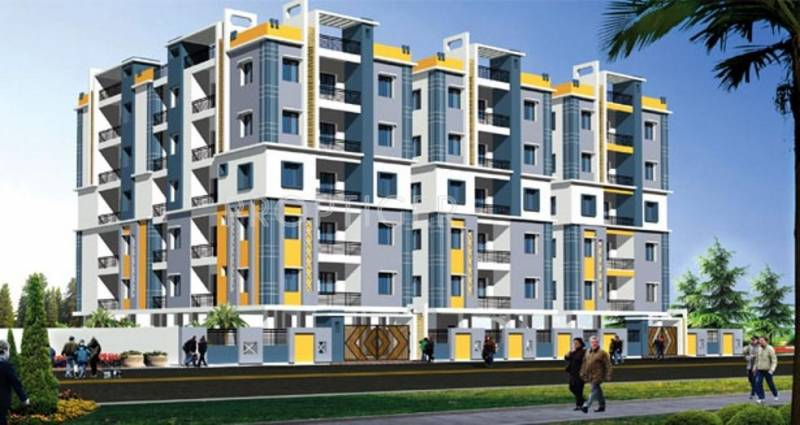 Image Of Swimming Pool Of Aparna Constructions Hights I Kondapur Hyderabad
