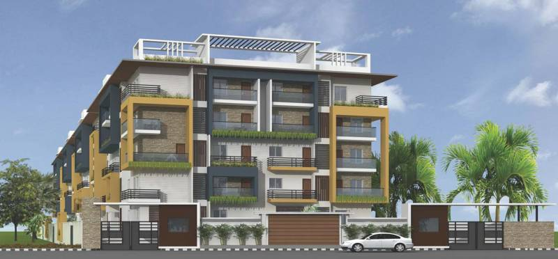 Images for Elevation of Balaji Oasis