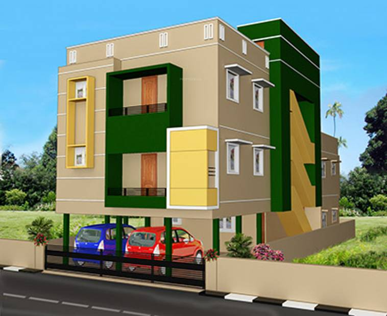 Images for Elevation of Geejay Homes Rajagopalan Street