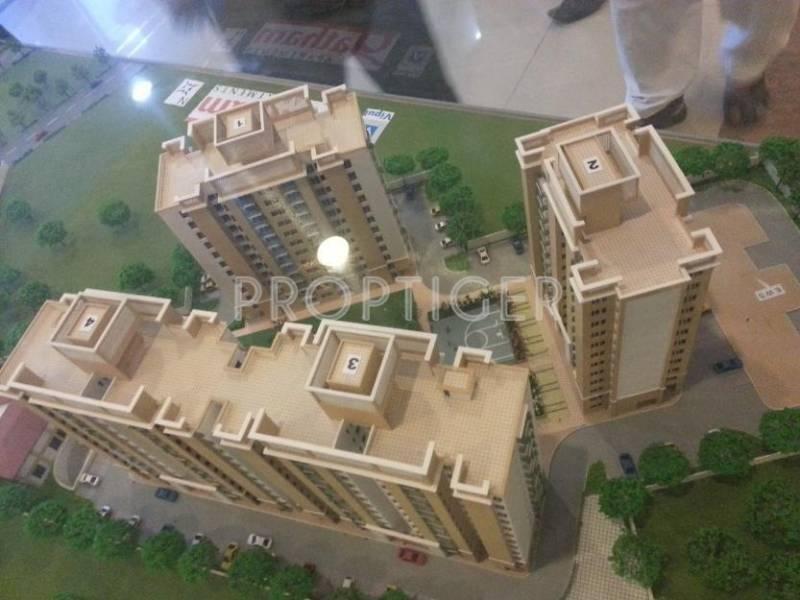Images for Elevation of Vipul Pratham Apartments