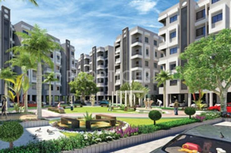 sanand-green-residency Images for Elevation of Swastik Sanand Green Residency