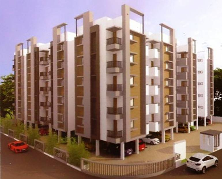 Images for Elevation of Abhay Shine