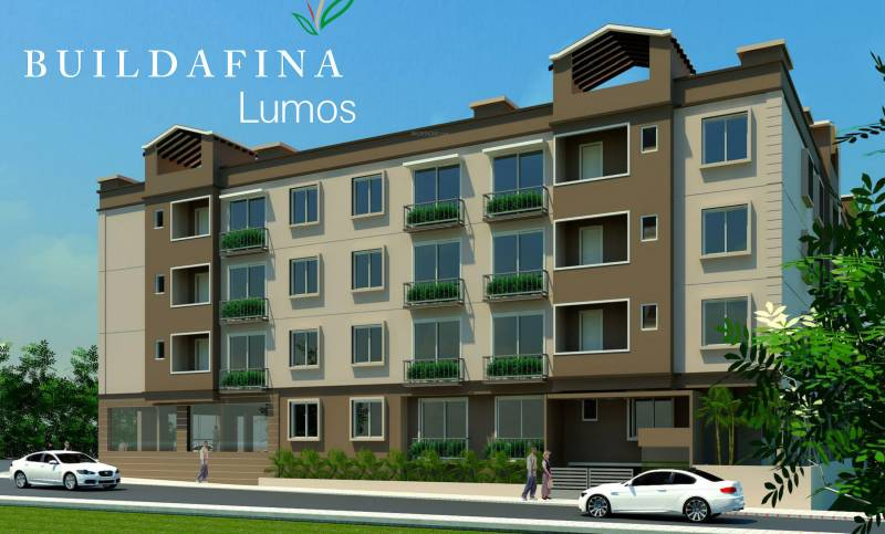 Images for Elevation of Buildafina Lumos