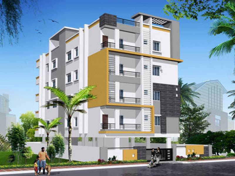 Images for Elevation of Primark Projects Sri Raghava Enclave