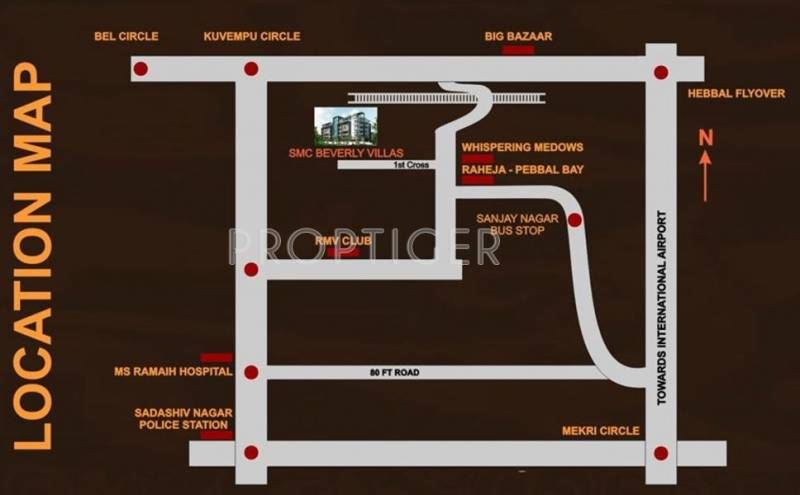 Images for Location Plan of SMC Beverly Villas