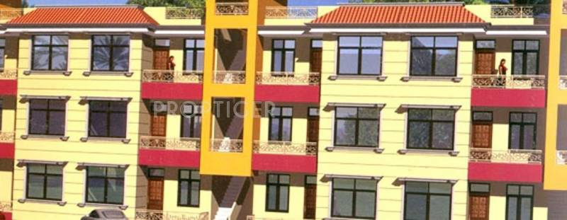 Images for Elevation of  Mid Rise Enclaves
