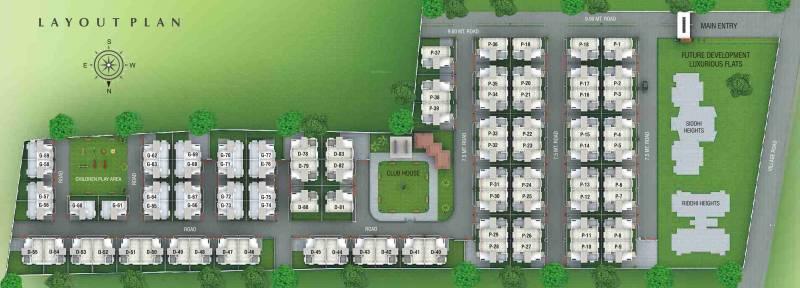 Images for Layout Plan of CJ Ganesh Shrusti