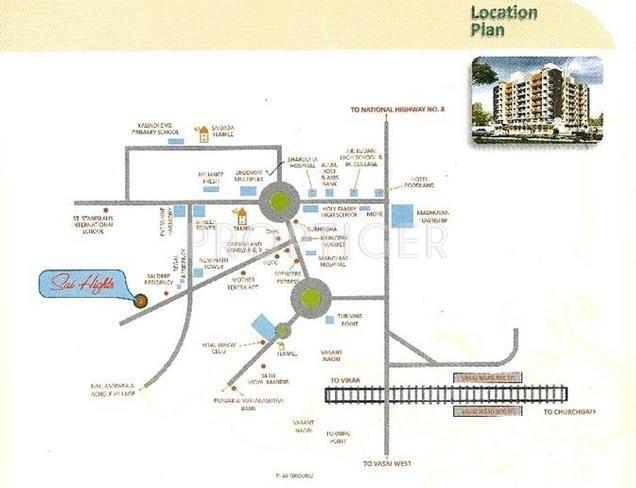Images for Location Plan of Shree Sai Shree Sai Heights
