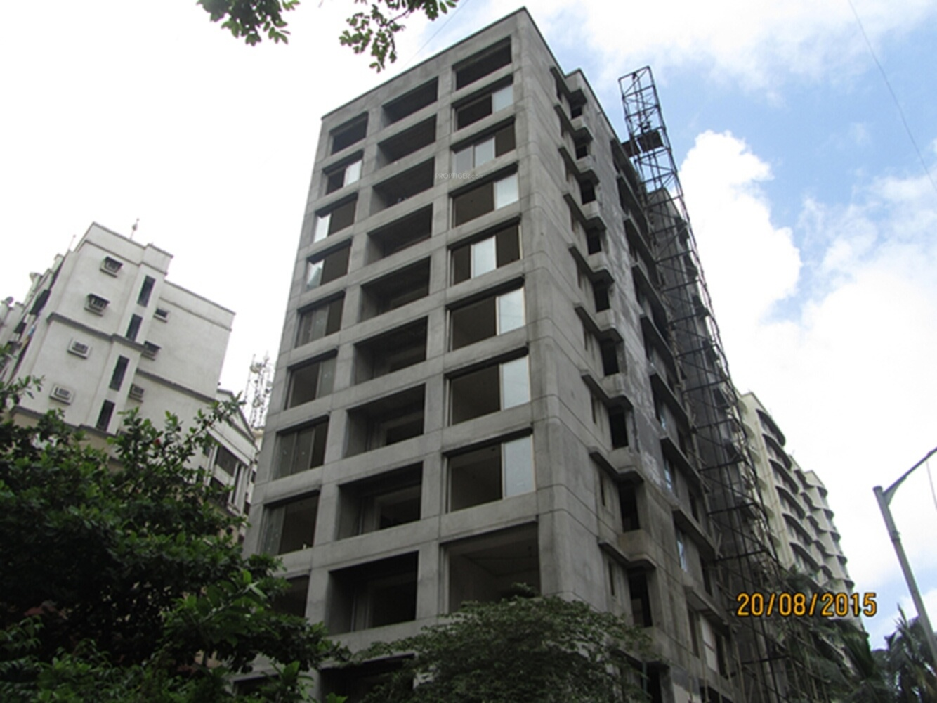 1200 sq ft 3 bhk 3t apartment for sale in axis spaces for Sunshine construction