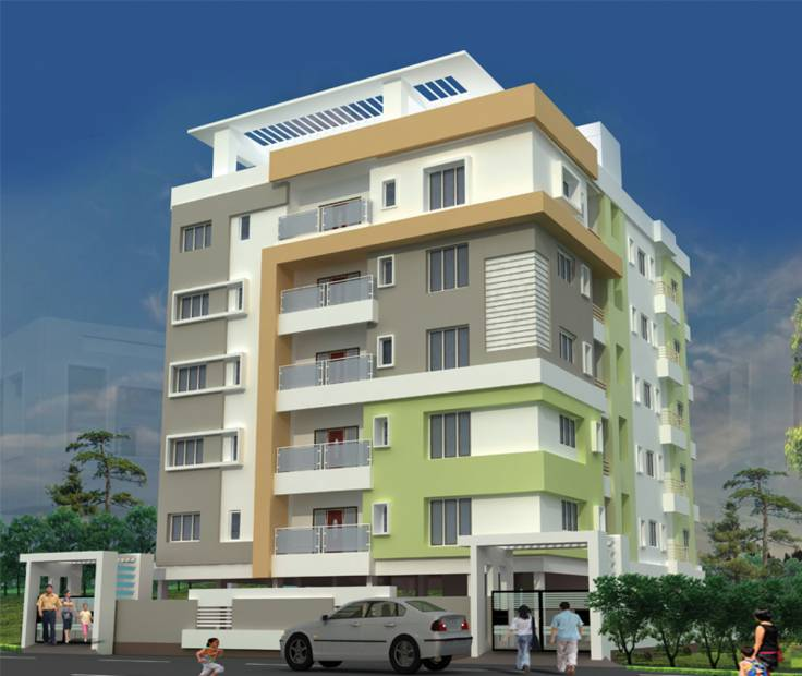 Images for Elevation of Happy Avana Happy Homes