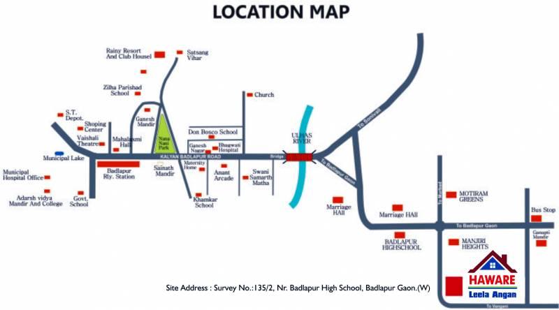 Images for Location Plan of Haware Leelaangan