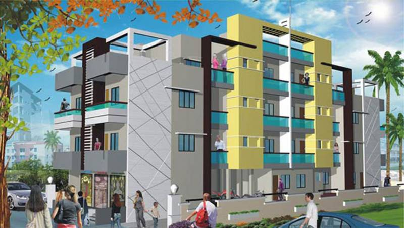 Images for Elevation of Deepak Constructions Nashik Panchamrut Housing Society