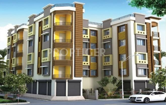 Images for Elevation of Sayanti Sayanti Apartment