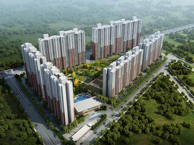 Images for Elevation of TATA Eureka Park Phase 1