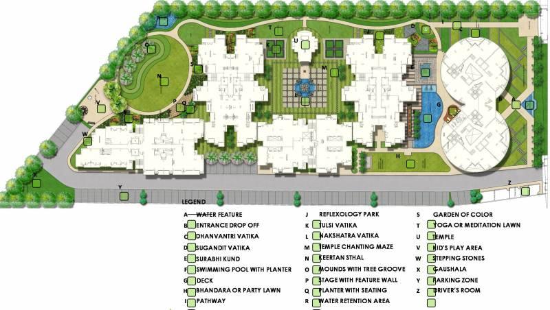 Images for Layout Plan of Koshda Mandakini