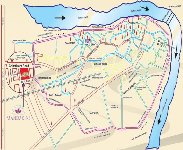 Images for Location Plan of Koshda Mandakini