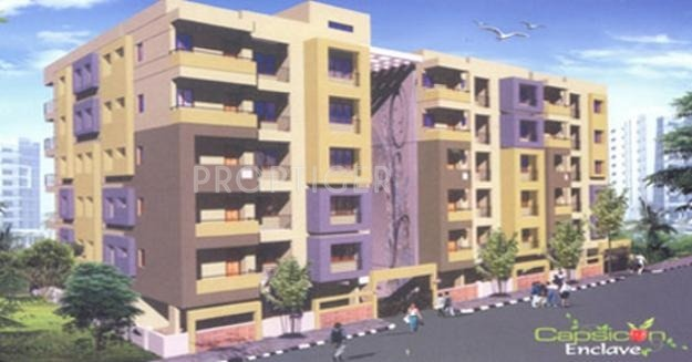 Images for Elevation of Divya Capsicon Enclave