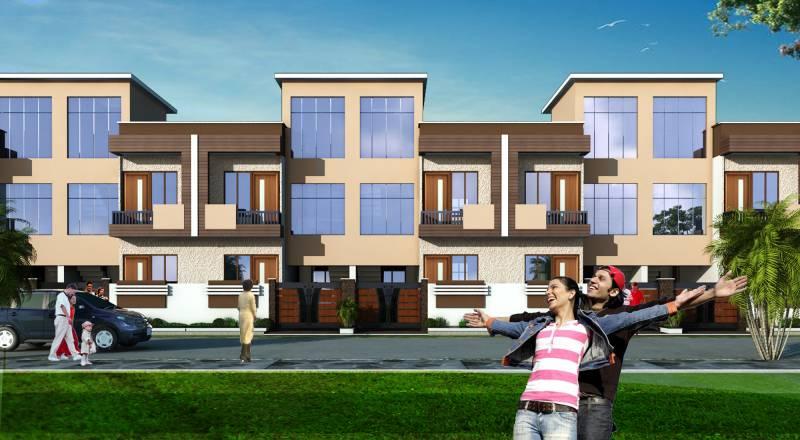 Images for Elevation of NK Vrindapuram Villa
