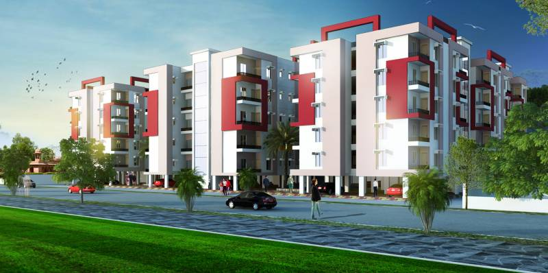 Images for Elevation of NK Vrindapuram Apartment