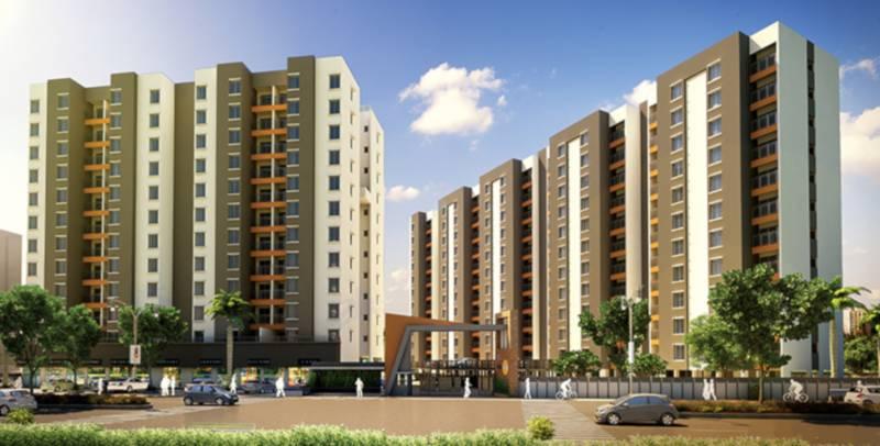 Images for Elevation of Vilas Javdekar Yash One Phase I