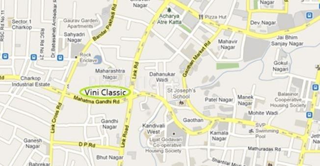 Vini Group Classic Location Plan